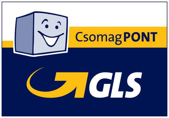 GLS CSomagPont logo